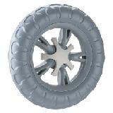7 inches Stroller Wheel