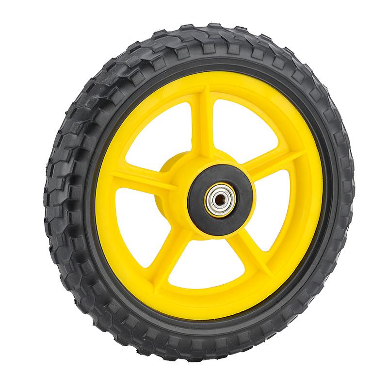 EVA foaming wheel